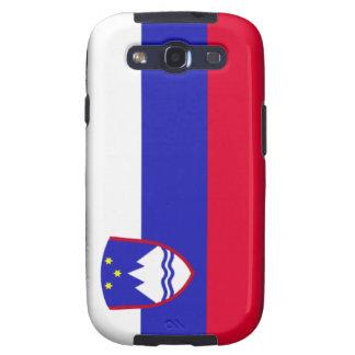 Slovenia Flag Galaxy S3 Cases