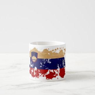 Slovenia Flag Espresso Cup