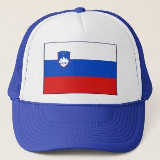 Slovenia Flag Hat