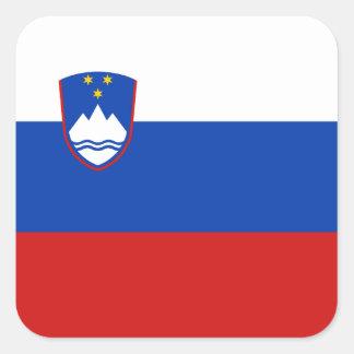 Slovenia Flag Sticker