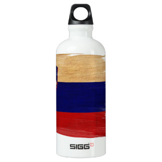 Slovenia Flag Water Bottle