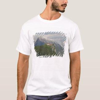 SLOVENIA, GORENJSKA, Bled: Bled Castle & 2 T-Shirt