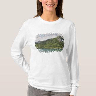 SLOVENIA, GORENJSKA, Bled: Bled Castle & T-Shirt