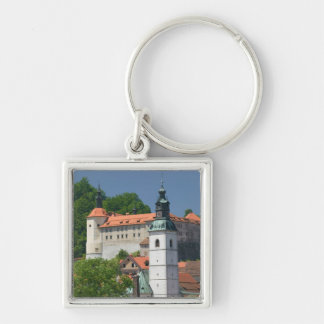 SLOVENIA, GORENJSKA, Skofja Loka: Church of St. Key Ring