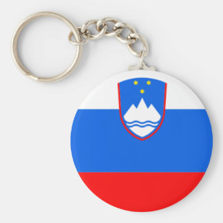 slovenia key ring