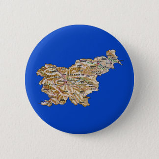 Slovenia Map Button