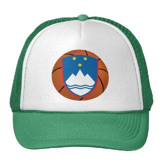 Slovenia National basketball Team Hats