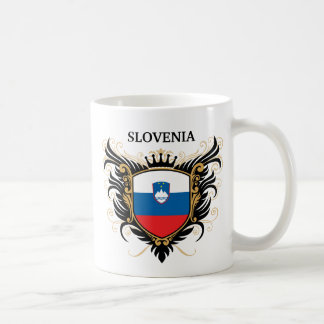 Slovenia [personalize] coffee mug