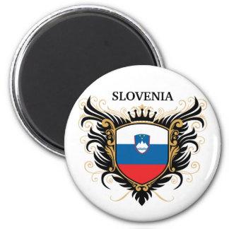 Slovenia personalize refrigerator magnets