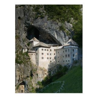 SLOVENIA, RANJSKA, Predjama Castle: 16th Postcard