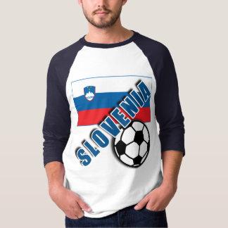 SLOVENIA World Soccer Fan Tshirts
