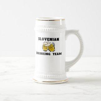 Slovenian Drinking Team Stein