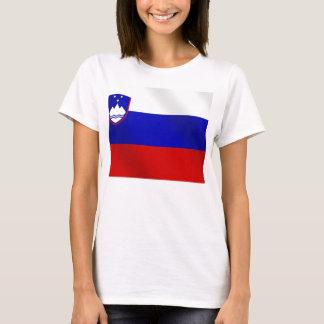 slovenian flag of Slovenia for Slovene speakers T-Shirt