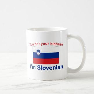 Slovenian Klobase Coffee Mug