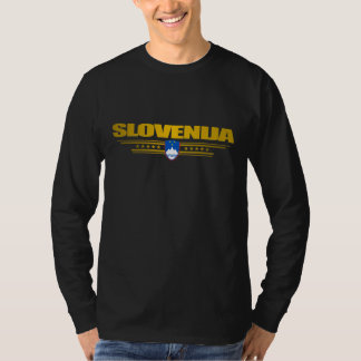 Slovenija (Slovenia) Flag T-Shirt