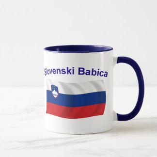 Slovenski Babica (Grandma) Mug