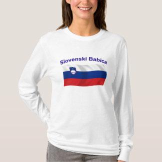 Slovenski Babica (Grandma) T-Shirt