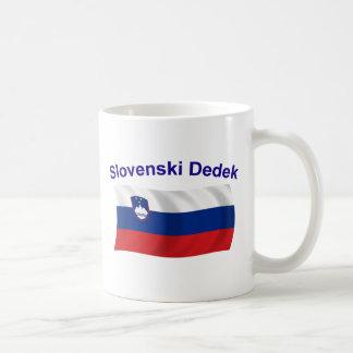 Slovenski Dedek (Grandpa) Coffee Mug