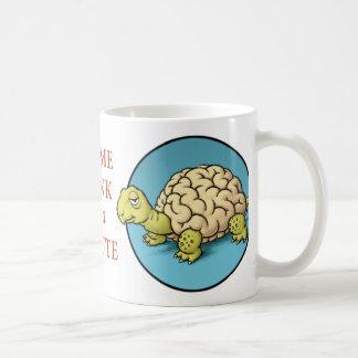 Slow Brain Mug