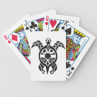 Slow but firm to succes poker deck