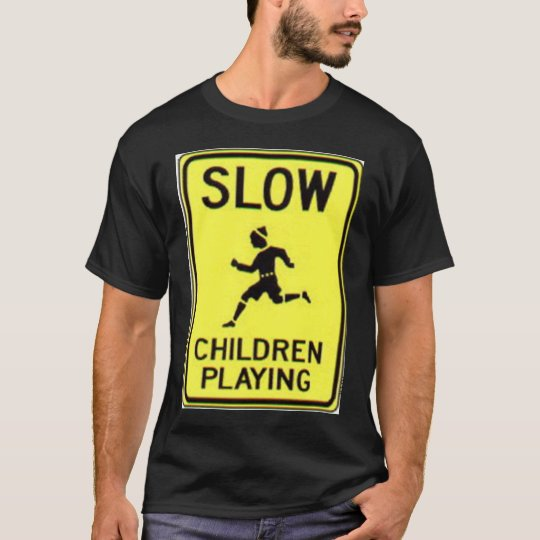 Slow Children Playing T-Shirt