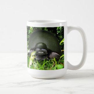 Slow Commando Basic White Mug