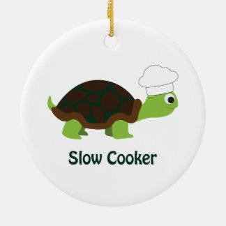 Slow Cooker Christmas Ornament