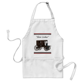 Slow Cooker Standard Apron