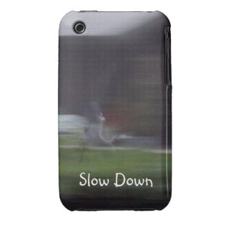 Slow Down iPhone 3 Covers