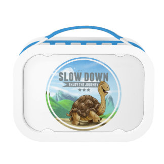 Slow Down Lunchbox