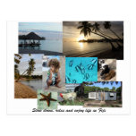 Slow Down, Relax, Enjoy life in Fiji Post Card