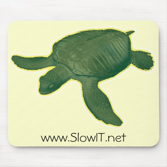 Slow IT mousepad