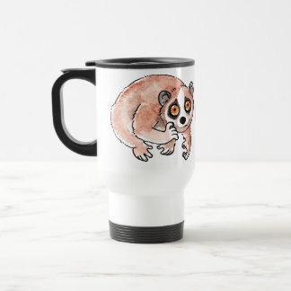 Slow Loris Travel Mug
