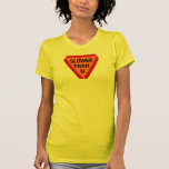 slow-moving body - low neck tshirt