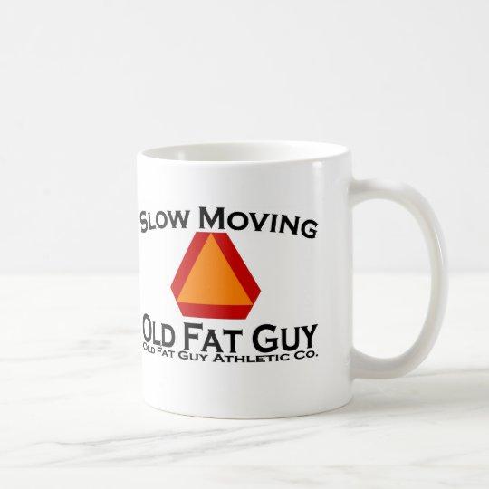 Slow Moving Old Fat Guy Coffee Mug