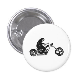 Slow Sloth On A Fast Bike 3 Cm Round Badge