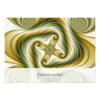 Slow Spin - Fractal Art Invites