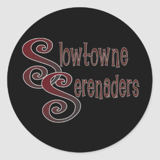 Slowtowne Serenaders Sticker