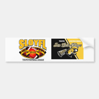 SLOYFL Logo Bumper Sticker
