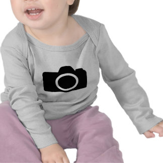 SLR Camera icon Shirts