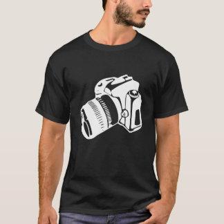 SLR Camera - Mens Tee (dark)