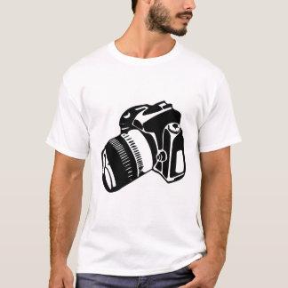 SLR Camera - Mens Tee (light)