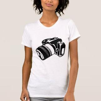 SLR Camera - Womens Tee (light)