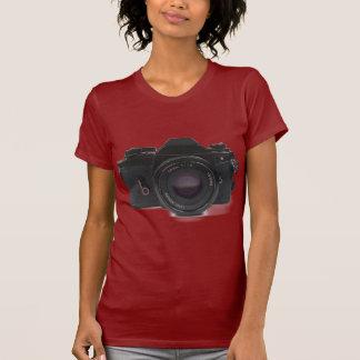 slr photo camera - classic design tshirt