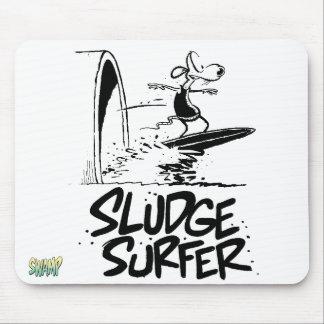 Sludge Surfing Forever Mousepad