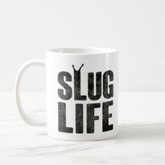 Slug Life Thug Life Basic White Mug