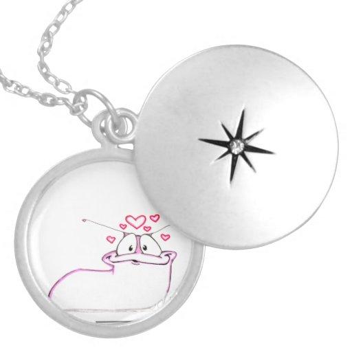 Slug Necklace