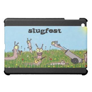 Slugfest iPad Case