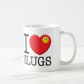 Slugs Love Coffee Mug