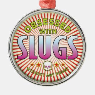 Slugs Obsessed R Ornament